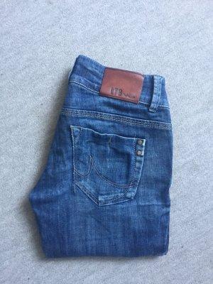 LTB Jeans ausgewaschen Stretch Größe 26/32 Röhrenjeans skinny