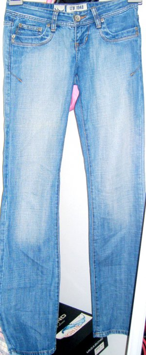 LTB Jeans Betty used light wash