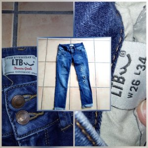 LTB Skinny Jeans multicolored