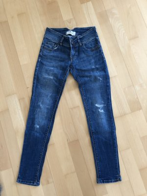 LTB Low Rise jeans blauw-staalblauw