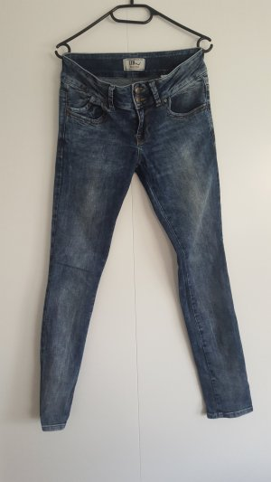 LTB Jeans in 29/32, Passform Low rise, super slim