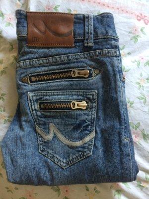 LTB Jeans - LittleBig - Slim-Cut - Stretch Röhren Jeggins W26 L34