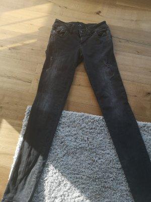LTB Slim jeans donkergrijs