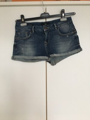 LTB Denim Shorts dark blue-blue