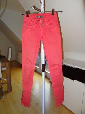LTB Jeans, Skinny, magenta, Gr. 25