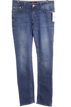 LTB Jeans Slim Jeans blau schlichter Stil