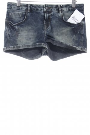 LTB Jeans Stretch jeans donkerblauw Beach-look
