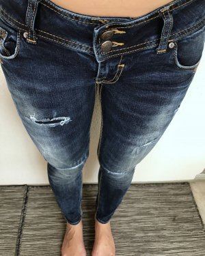 Ltb Jeans Used Look Low Rise W26