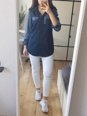 LTB Jeanshemd Jeansbluse Hemd Bluse Jeans Denim Gr. XS