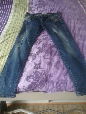 LTB Jeanshose mit Nieten L30 W31