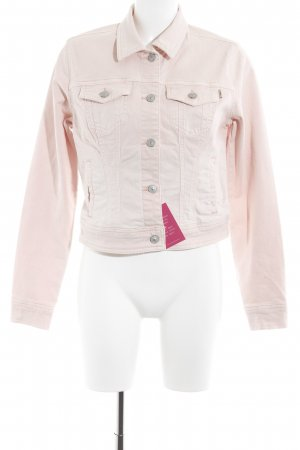 LTB Jeansjacke rosé Street-Fashion-Look
