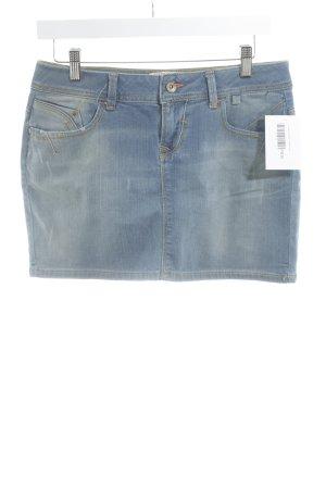 LTB Jeansrock blau Casual-Look