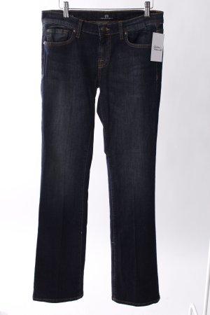"LTB Jeansschlaghose ""Christina"" dunkelblau"