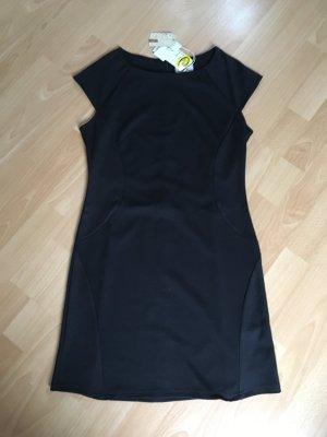 LTB Kleid schwarz 38 M Etuikleid neu Etikett Reisverschluss