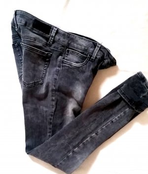 LTB by Littlebig Tube jeans grijs-donkergrijs Edelstaal
