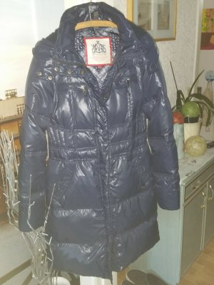 LTB Quilted Coat blue