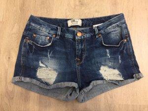 LTB - Short - kurze Jeanshose - Farbe blau - Gr. M - guter Zustand