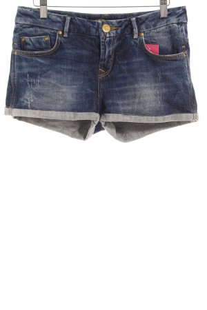LTB Shorts dunkelblau Casual-Look