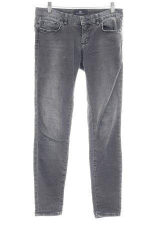 LTB Skinny Jeans grau Casual-Look