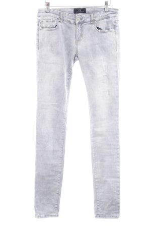 LTB Skinny Jeans hellgrau Casual-Look