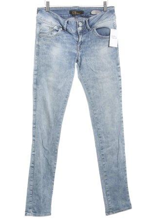 LTB Skinny Jeans himmelblau Casual-Look