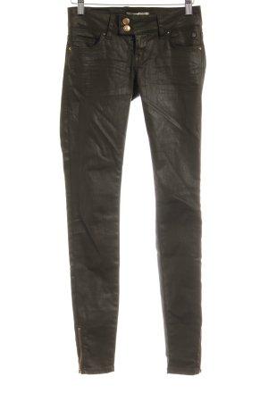 LTB Skinny Jeans olivgrün Casual-Look