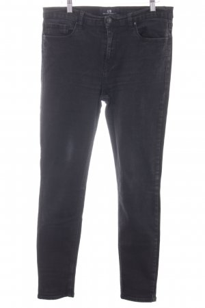 "LTB Skinny Jeans ""Tanya"" schwarz"