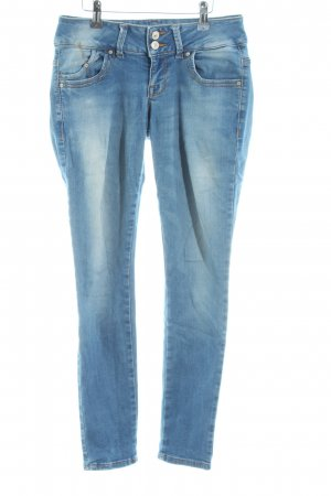 LTB Slim Jeans blau Casual-Look