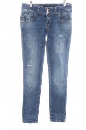 LTB Vaquero slim azul look casual