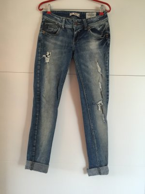 LTB Slim Jeans Destroyed Look Gr. 27