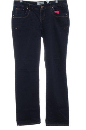 LTB Slim Jeans dark blue casual look