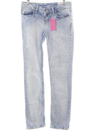 LTB Slim Jeans hellblau Bleached-Optik