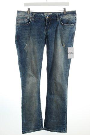 LTB Slim Jeans hellblau Boyfriend-Look