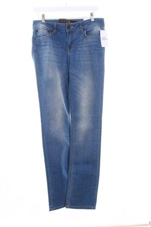 LTB Slim Jeans hellblau Casual-Look