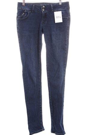 "LTB Slim Jeans ""Low Rise Super Slim"" dunkelblau"