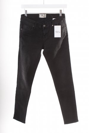"LTB Slim Jeans ""Low Rise Super Slim"" schwarz"