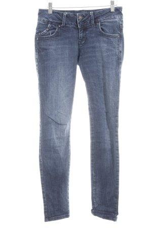 LTB Slim Jeans stahlblau Casual-Look