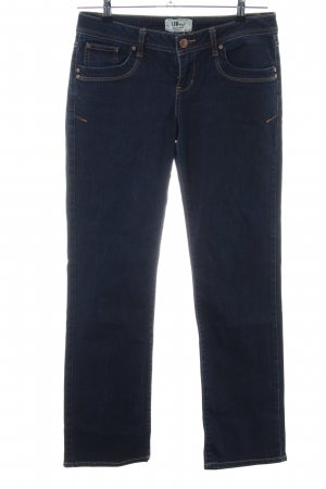 LTB Straight-Leg Jeans blau Casual-Look