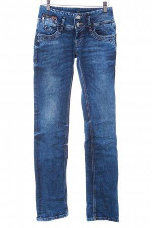 LTB Jeans a gamba dritta blu stile jeans