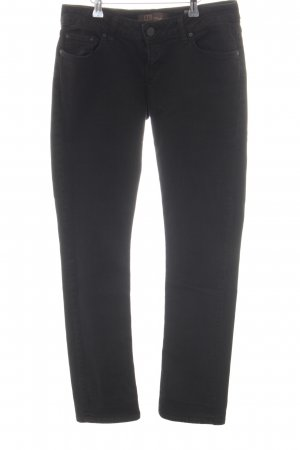 LTB Straight-Leg Jeans schwarz Casual-Look