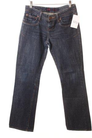 LTB Straight-Leg Jeans dunkelblau Casual-Look