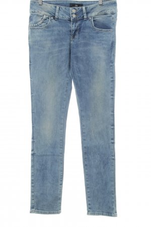 LTB Straight-Leg Jeans graublau Casual-Look