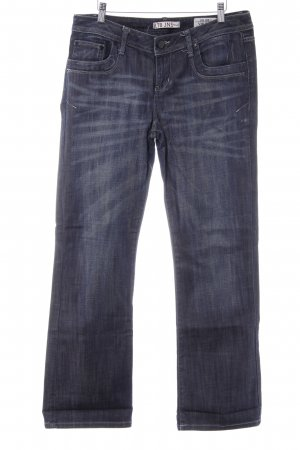 LTB Stretch Jeans dunkelblau Jeans-Optik