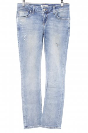 LTB Stretch Jeans graublau Jeans-Optik