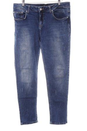 LTB Stretchhose dunkelblau Jeans-Optik