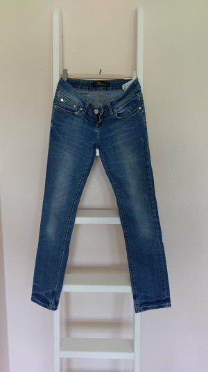 LTB Super Slim-Skinny Jeans Low Waist L26 W30