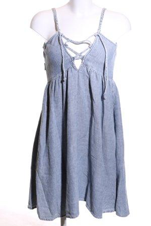 LTB Trägerkleid blau Casual-Look