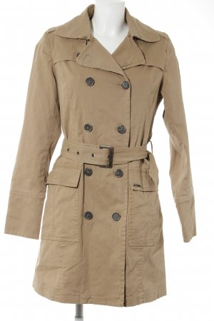LTB Trenchcoat camel Casual-Look