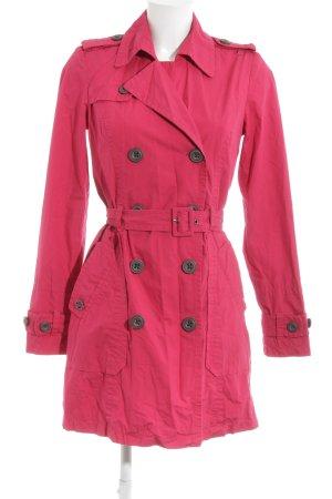 LTB Abrigo de entretiempo rosa estilo extravagante