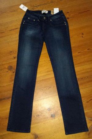 LTB Valentine Jeans Straight W 26 L 32 Gerade geschnitten dunkelblau NEU